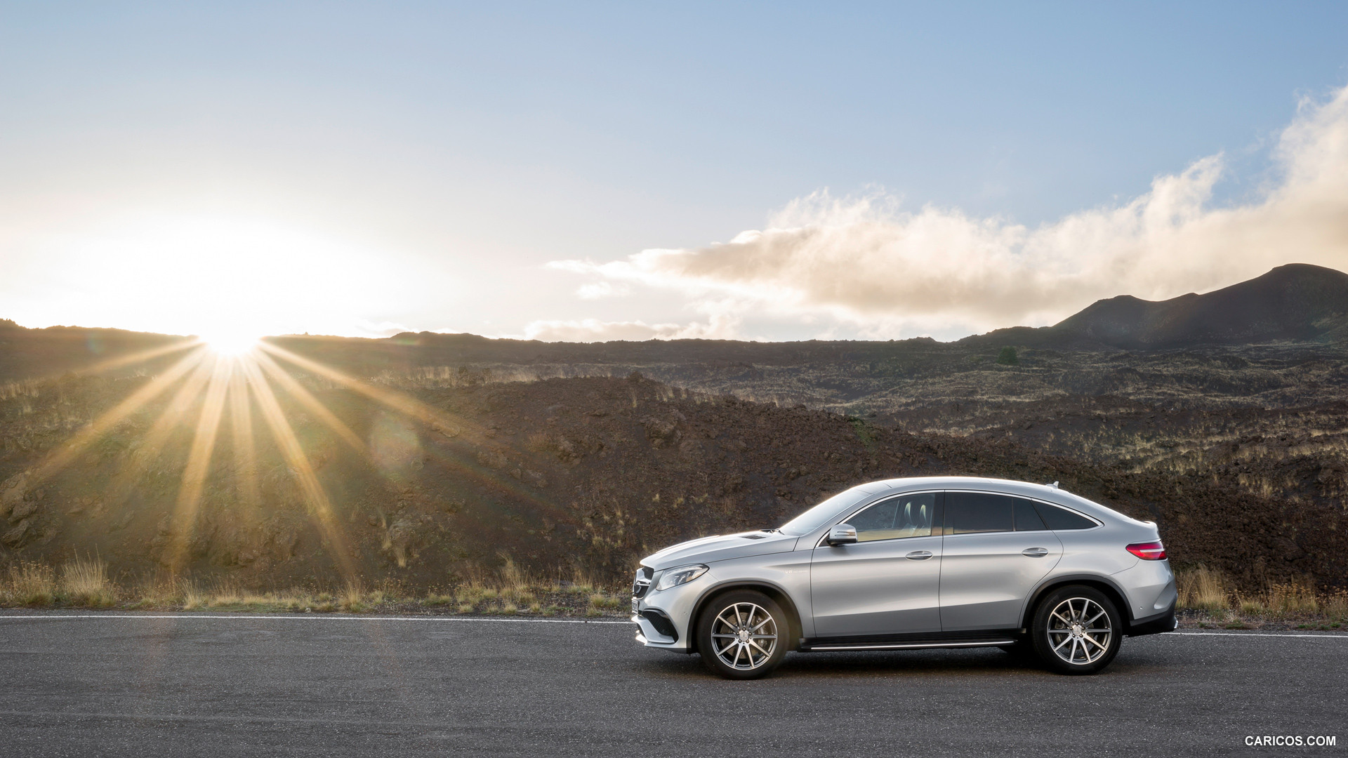 Mercedes-Benz GLE 63 Coupe photo 135689