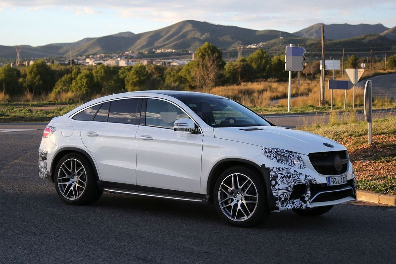 Mercedes-Benz GLE Coupe photo 133894