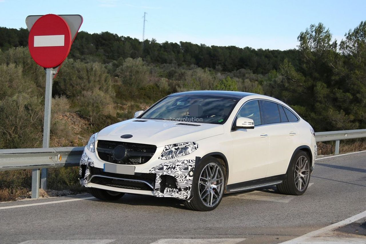 Mercedes-Benz GLE Coupe photo 133896