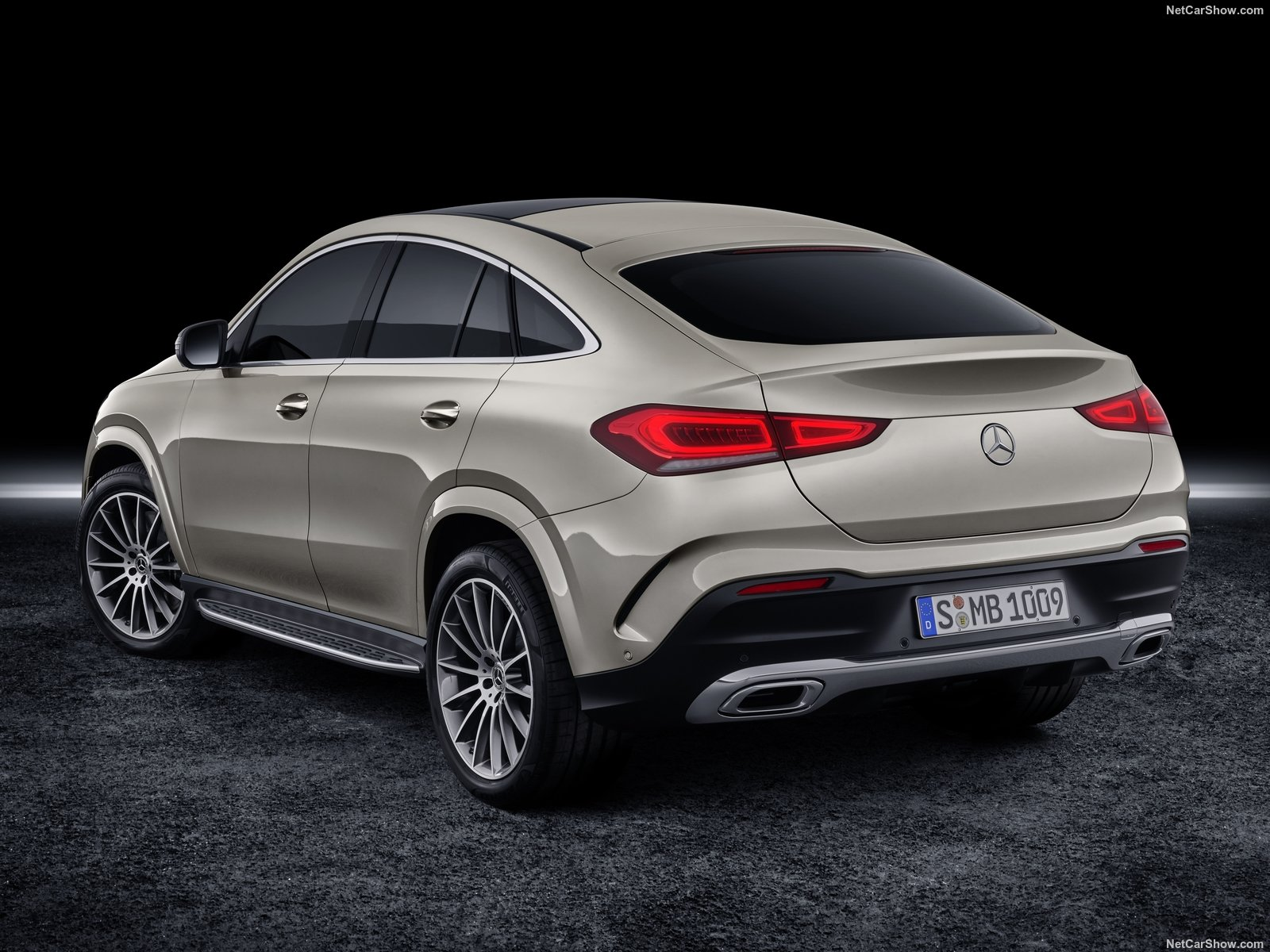 Mercedes-Benz GLE Coupe photo 196843