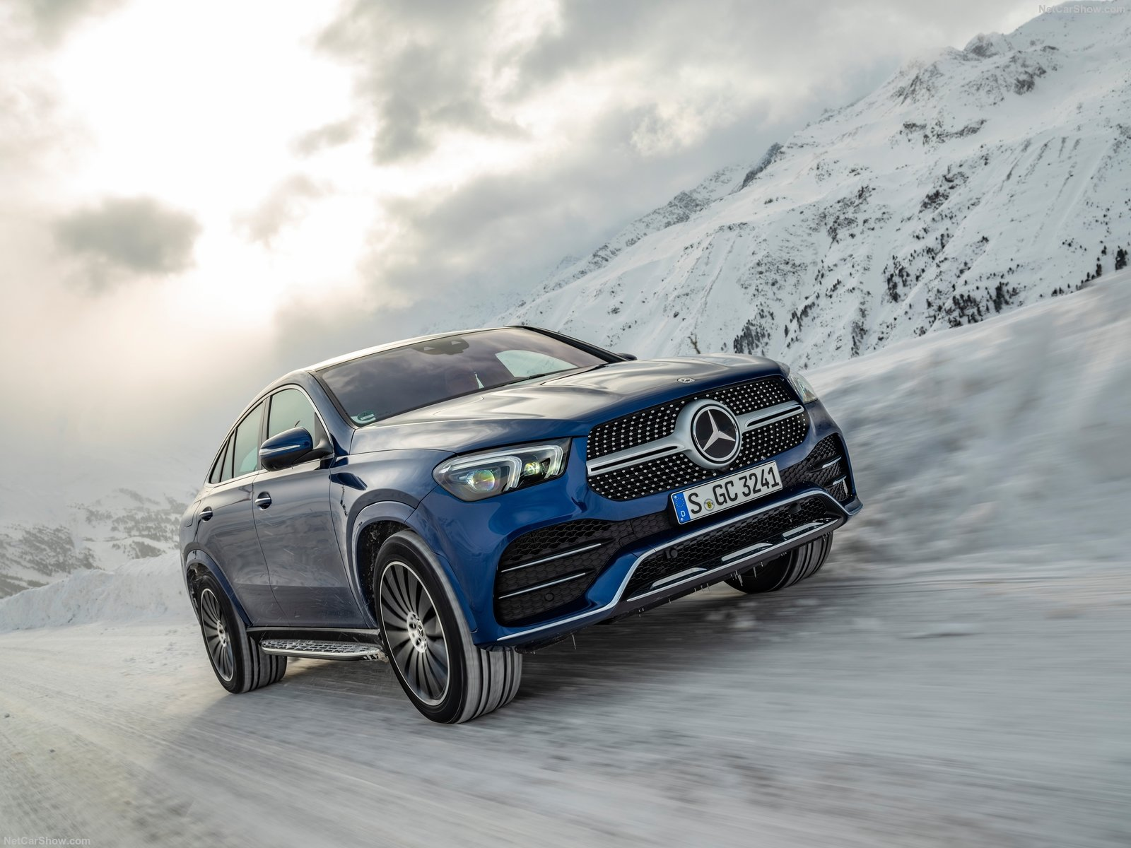 Mercedes-Benz GLE Coupe photo 196854