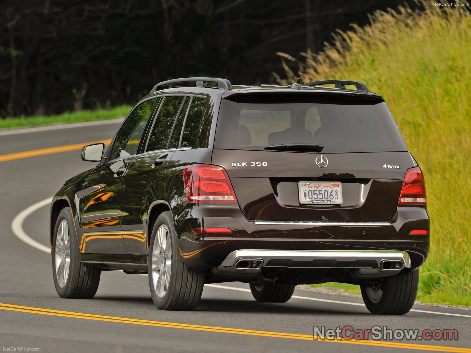 Mercedes-Benz GLK AMG photo 92882