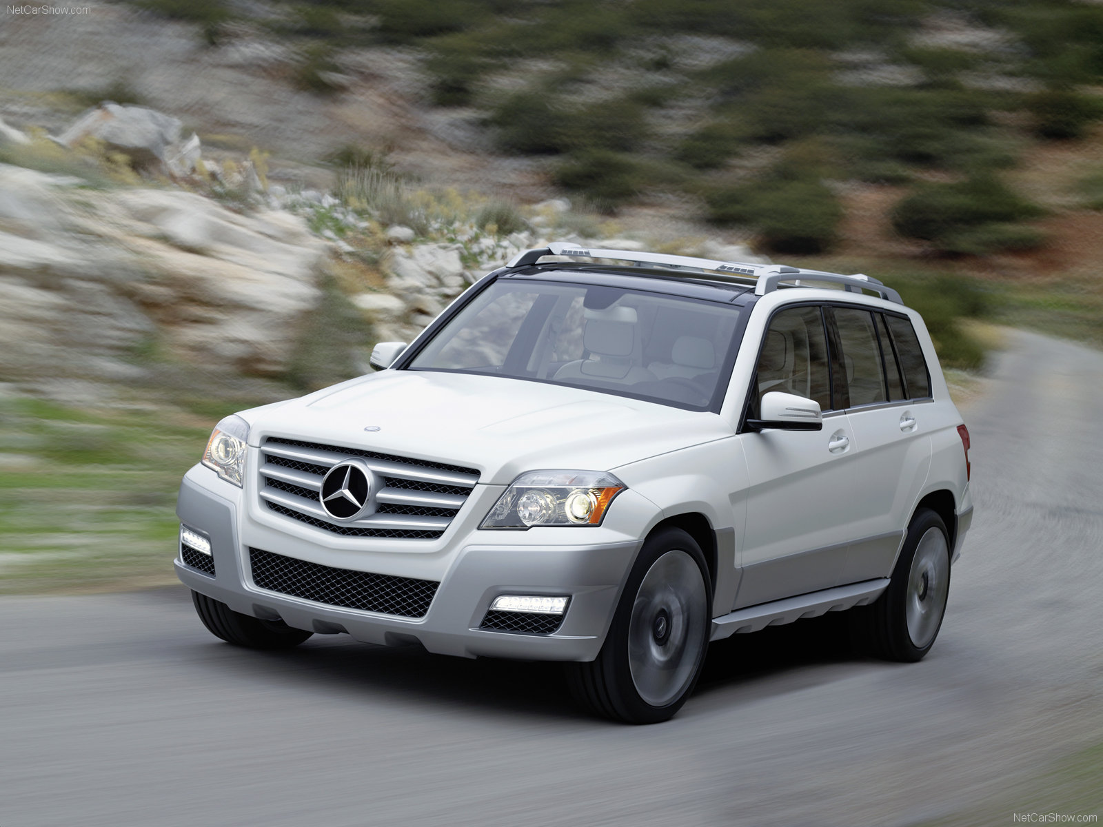 Mercedes-Benz GLK photo 50854