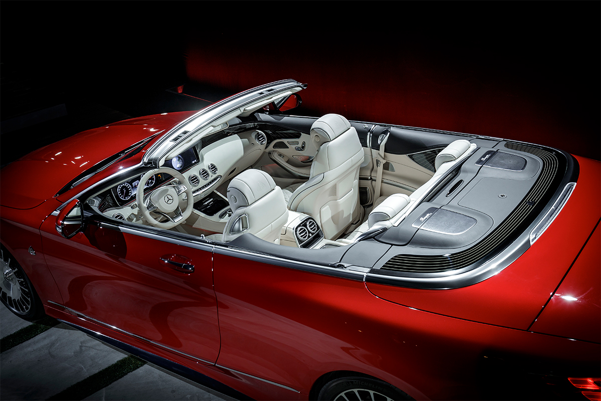 Mercedes-Benz Mercedes-Maybach photo 171370