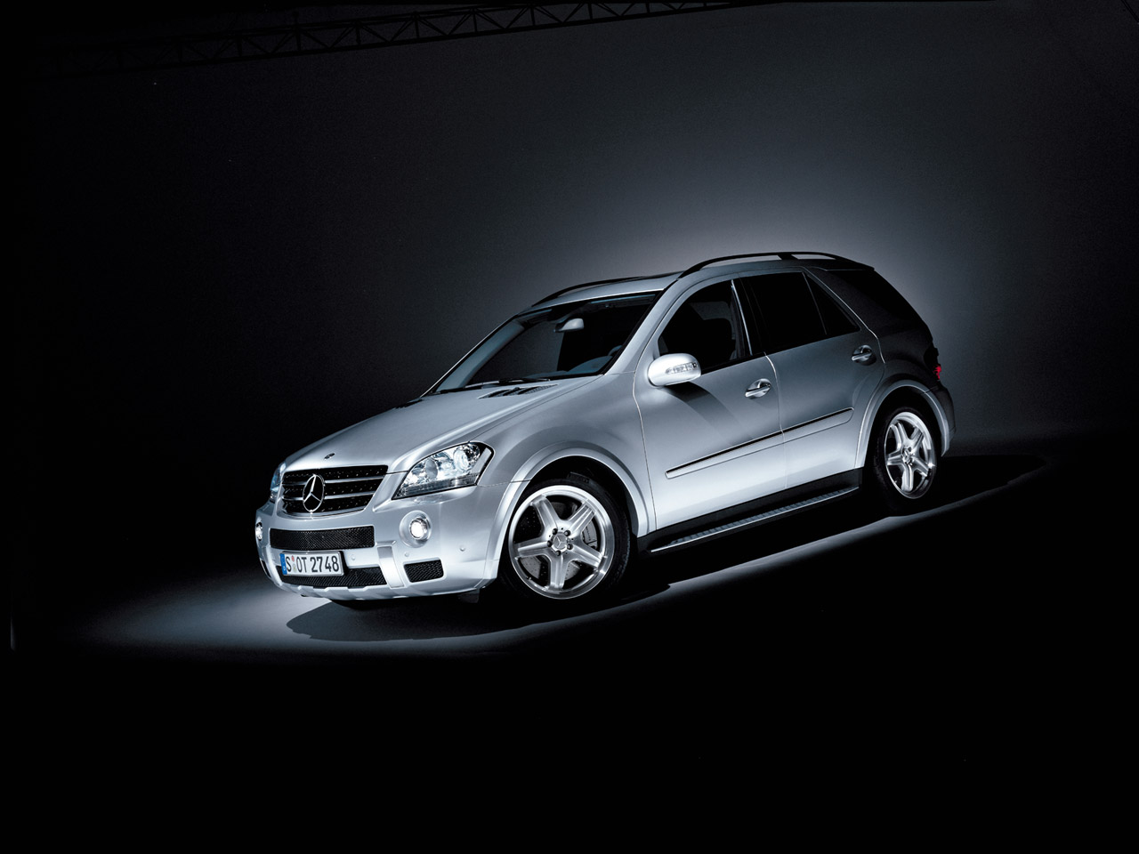 Mercedes-Benz ML AMG photo 26874