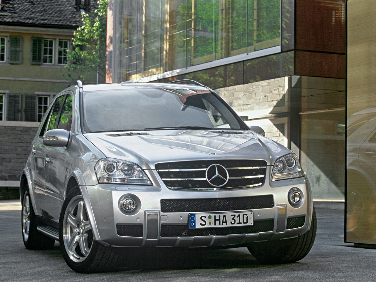 Mercedes-Benz ML AMG photo 26878
