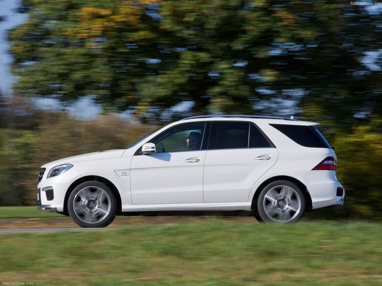 Mercedes-Benz ML AMG photo 86544