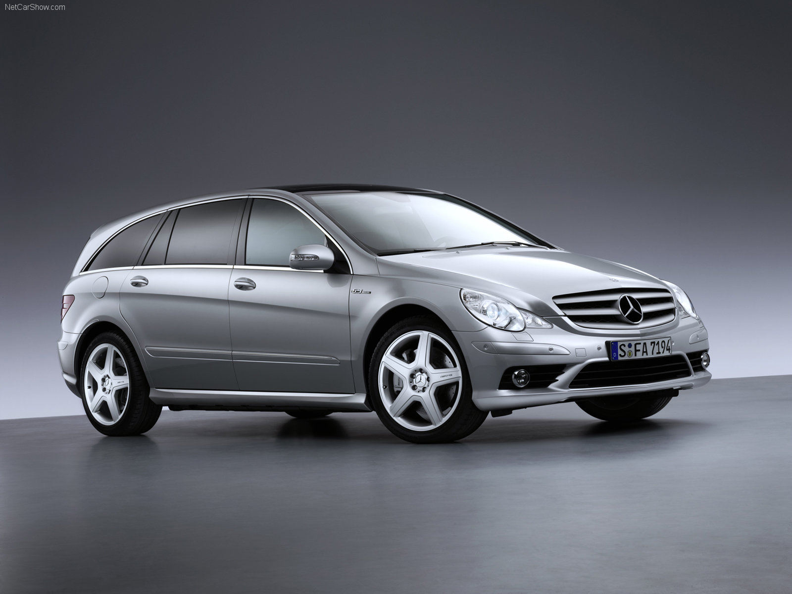 Mercedes-Benz R-Class photo 32074