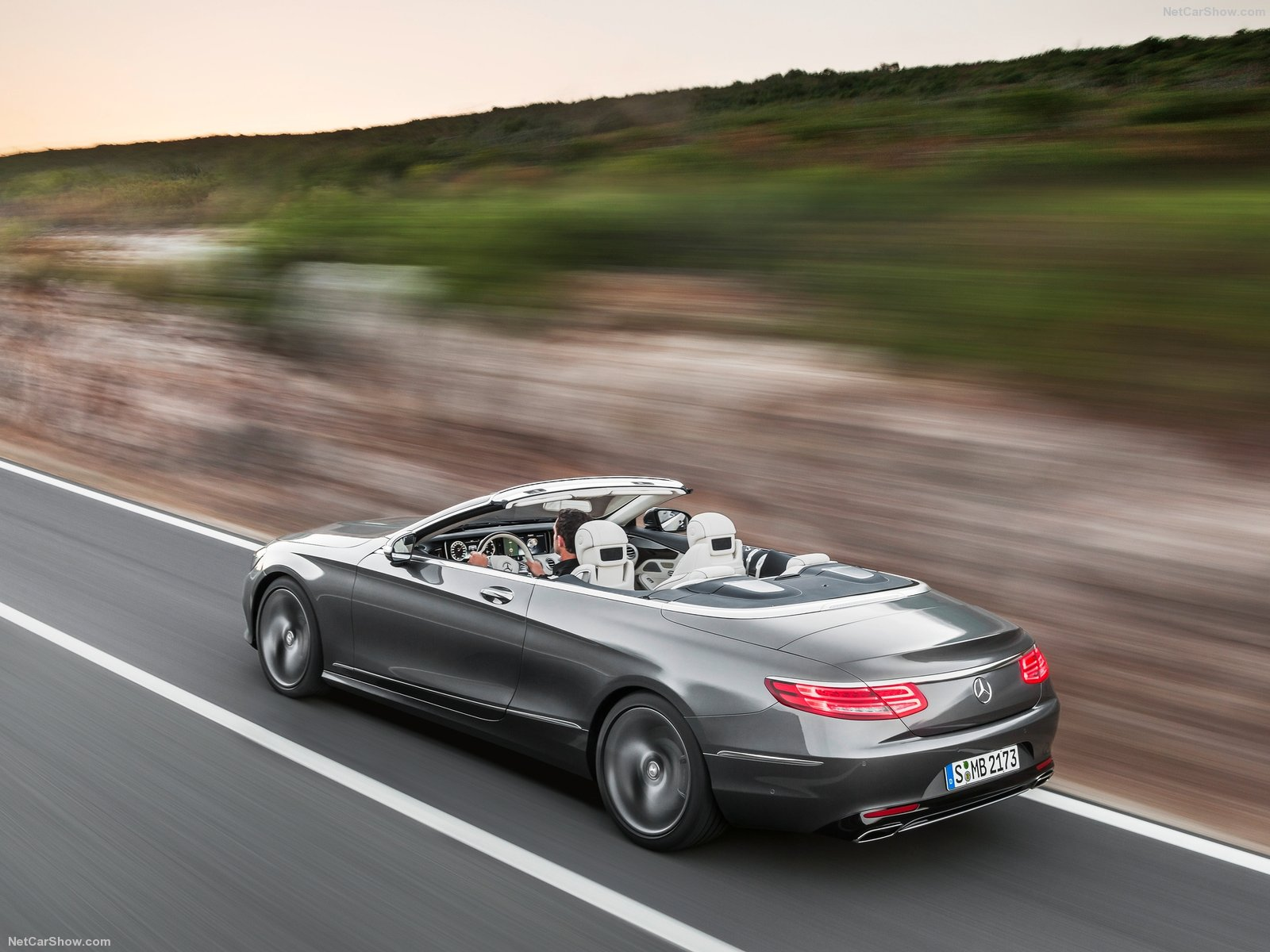 Mercedes-Benz S-Class Cabriolet photo 149692
