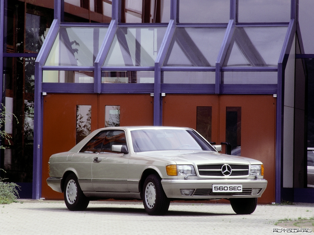 Mercedes-Benz S-Class Coupe C126 photo 76881