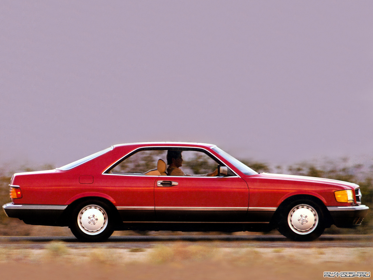 Mercedes-Benz S-Class Coupe C126 photo 76885