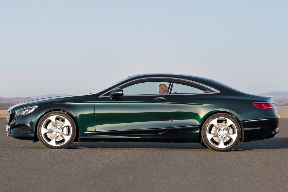 Mercedes-Benz S-Class Coupe photo 108131