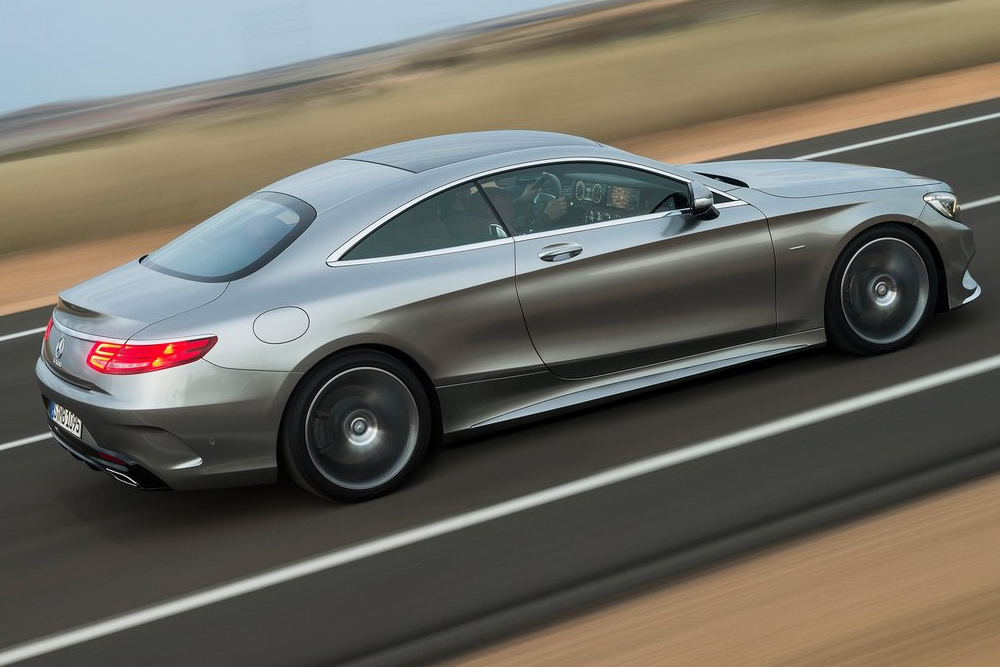 Mercedes-Benz S-Class Coupe photo 108135