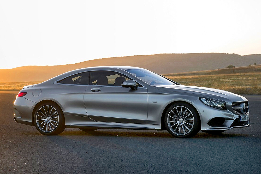 Mercedes-Benz S-Class Coupe photo 108140