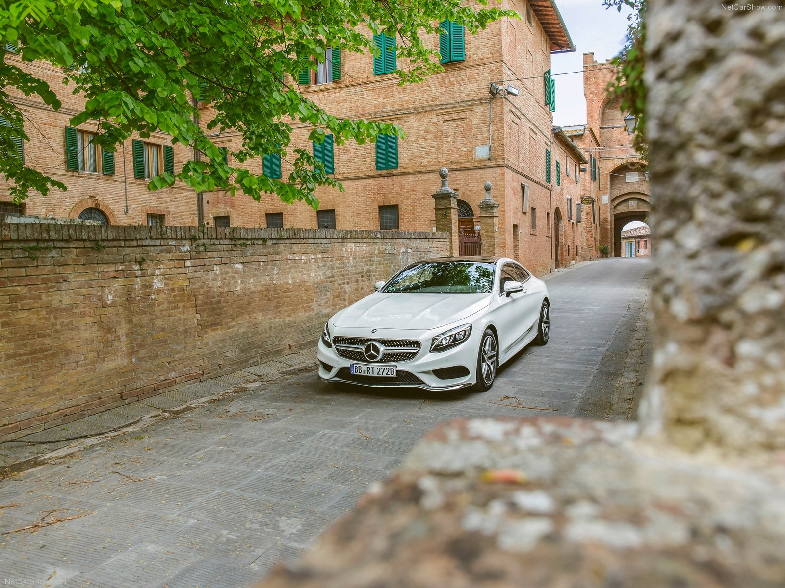 Mercedes-Benz S-Class Coupe photo 125677