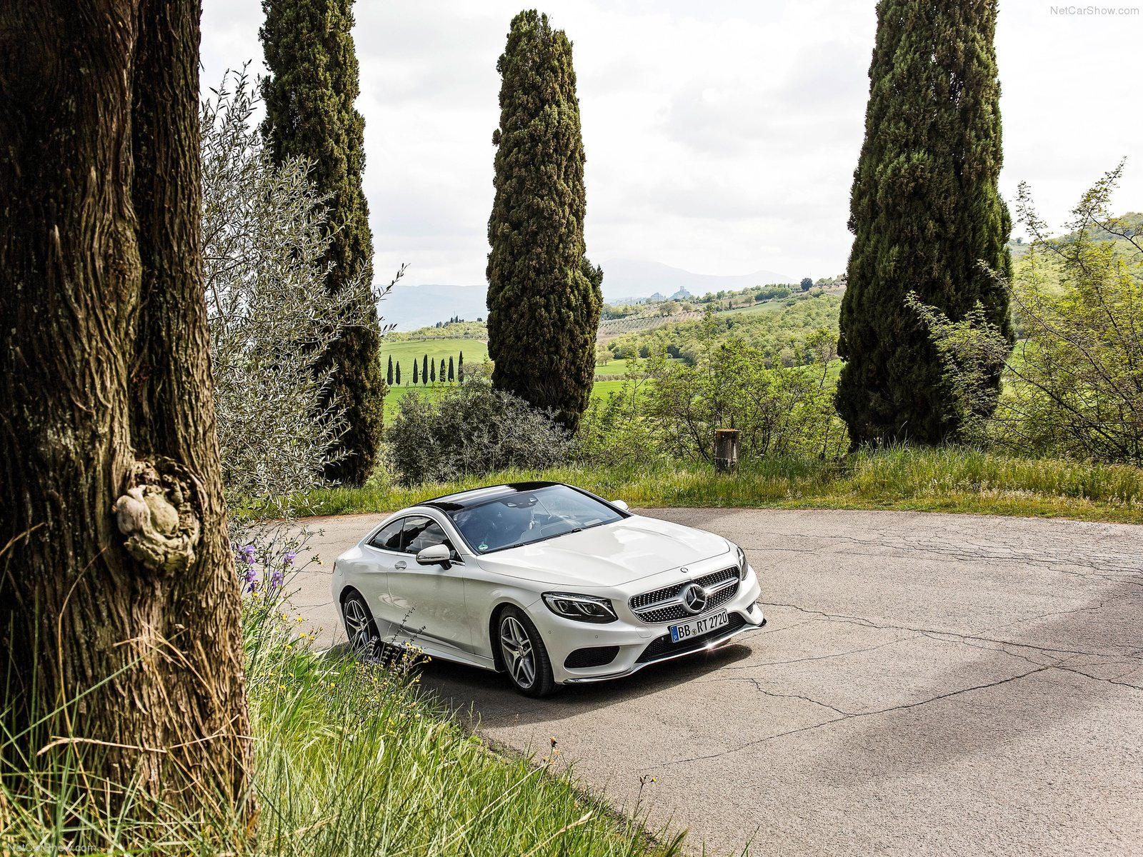 Mercedes-Benz S-Class Coupe photo 125678