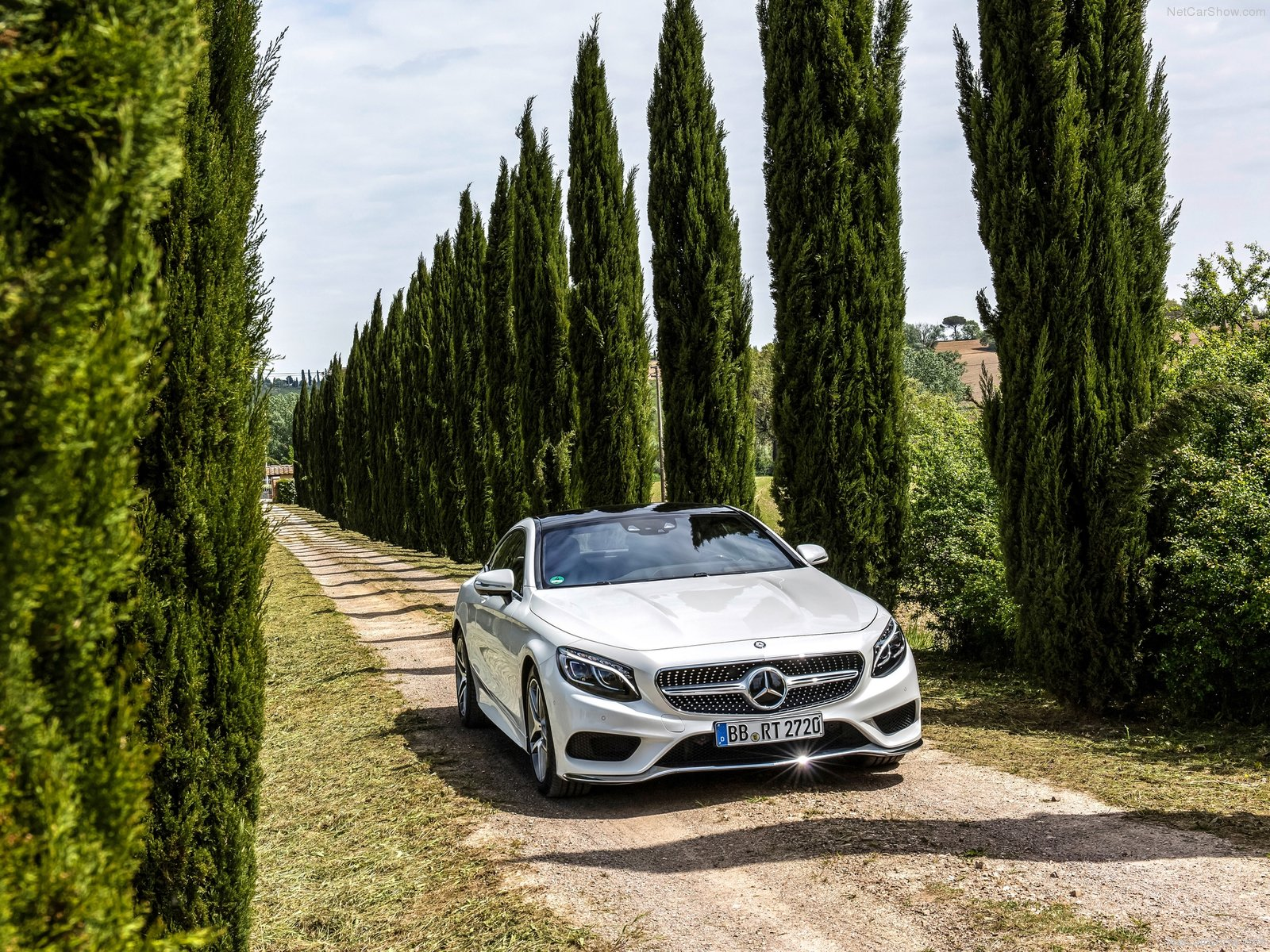Mercedes-Benz S-Class Coupe photo 125679