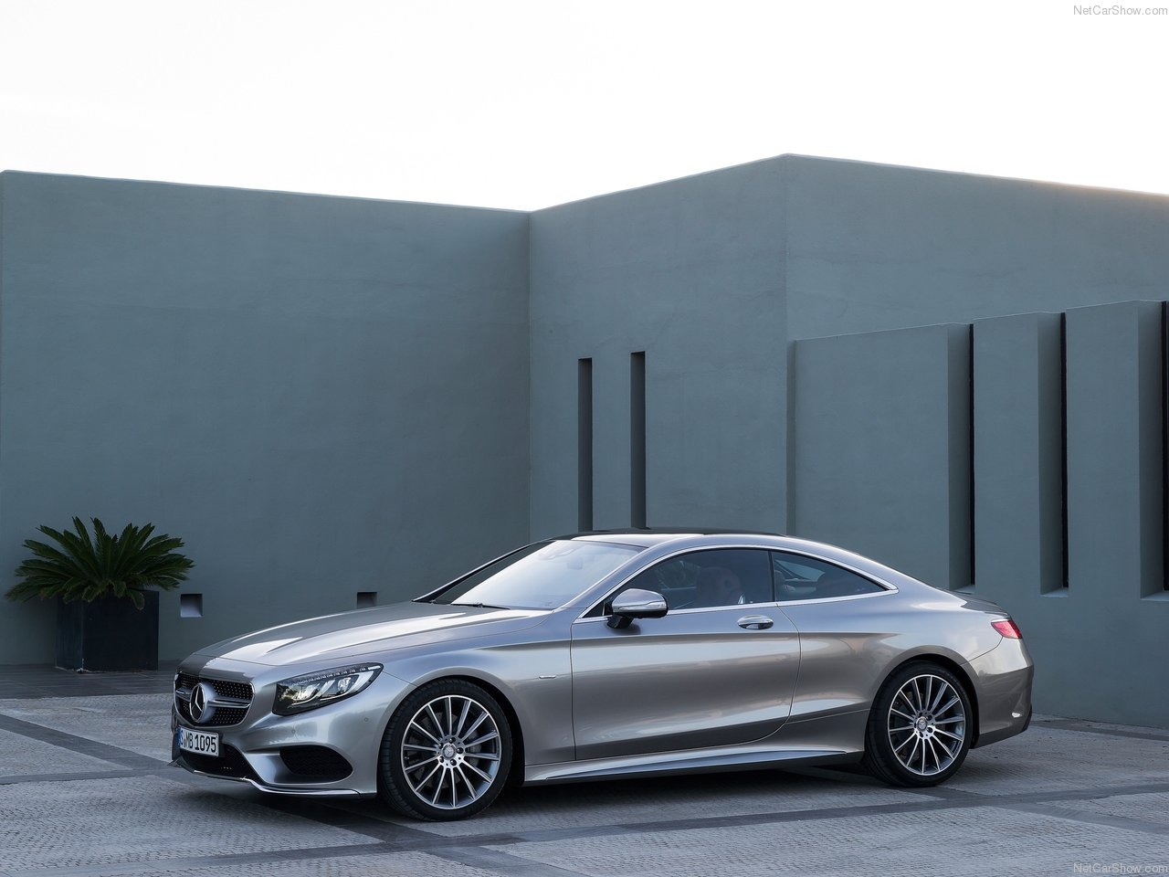 Mercedes-Benz S-Class Coupe photo 125709