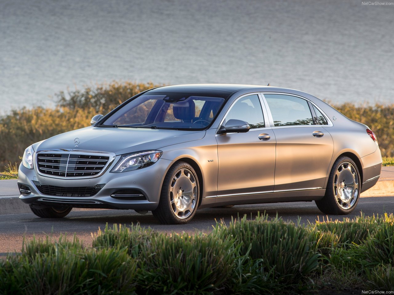 Mercedes-Benz S-Class Maybach photo 141796