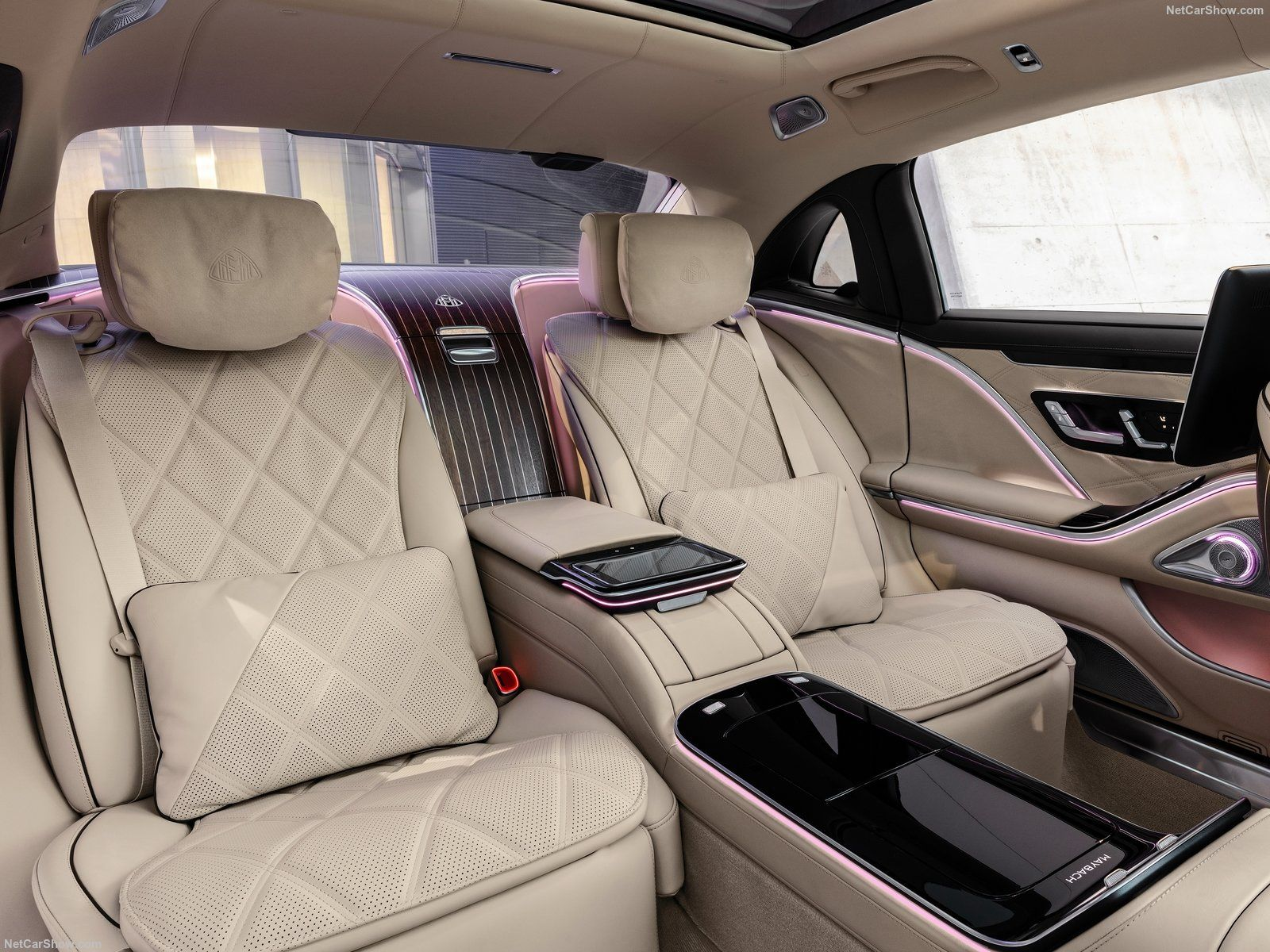 Mercedes-Benz S-Class Maybach photo 198514