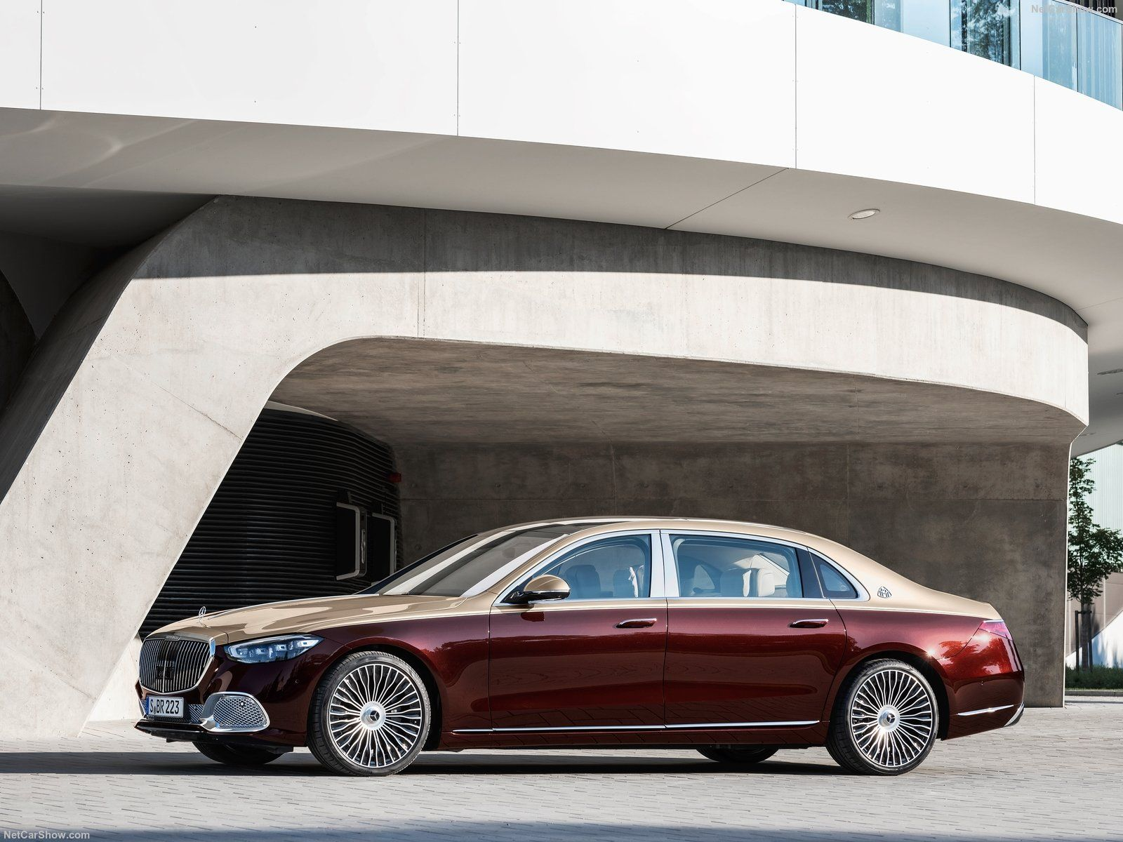 Mercedes-Benz S-Class Maybach photo 198533
