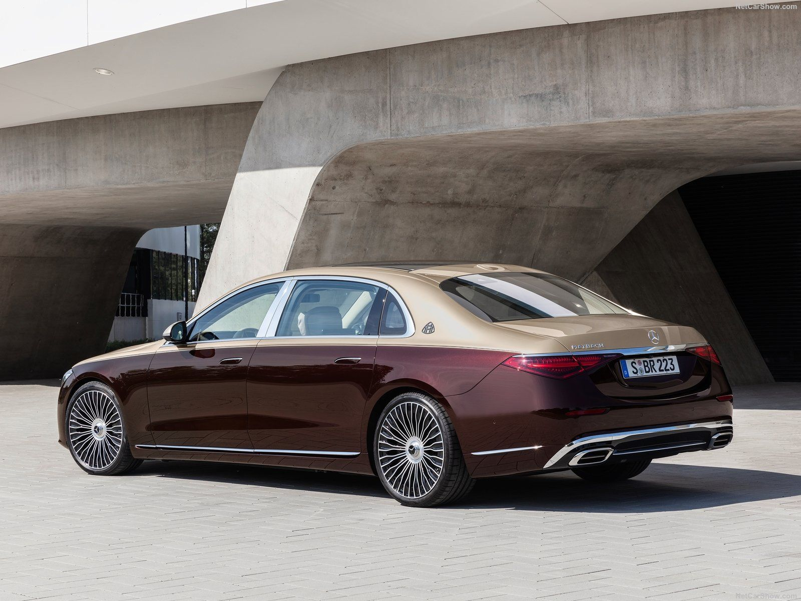 Mercedes-Benz S-Class Maybach photo 198536