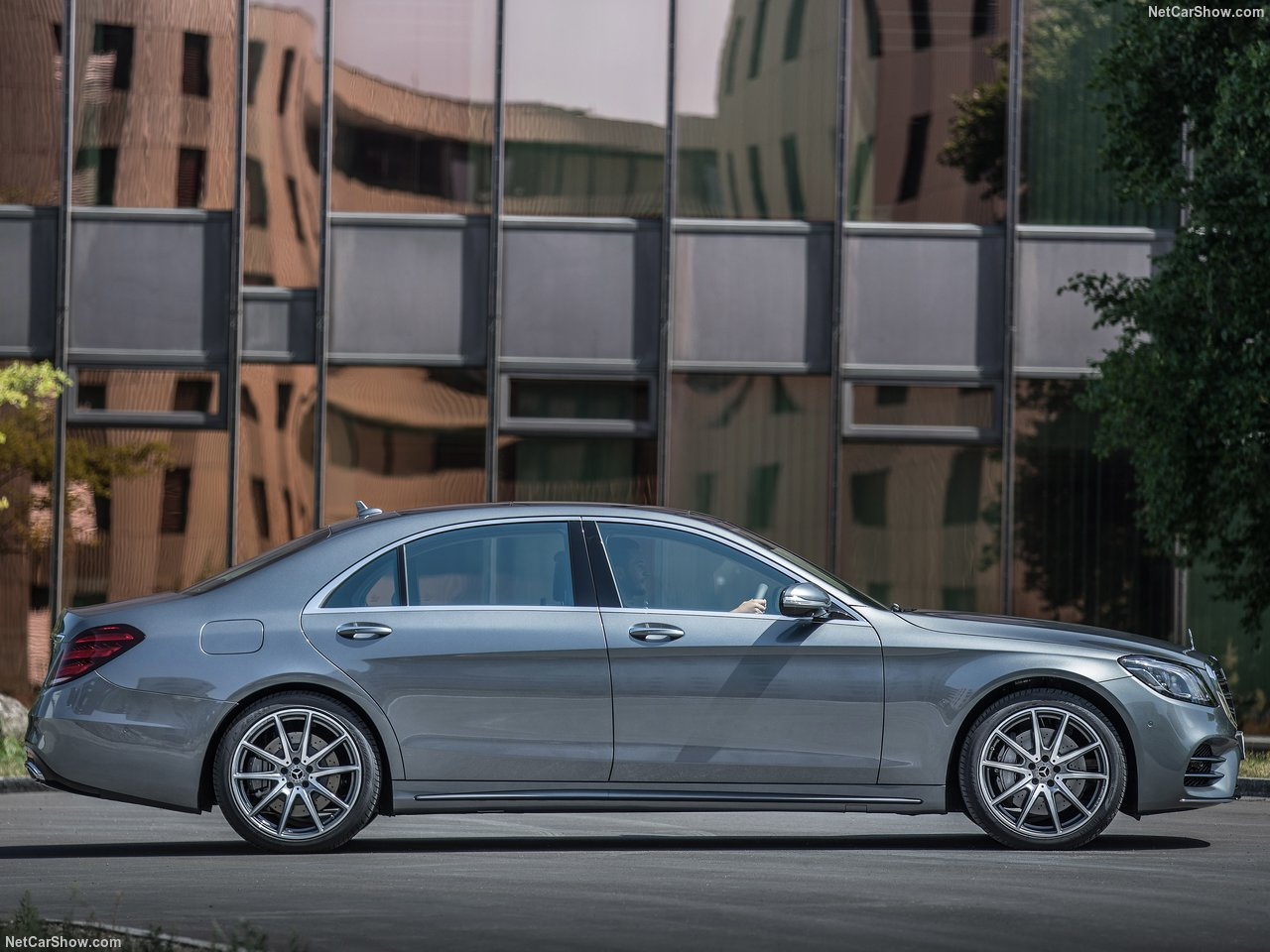 Mercedes-Benz S-Class photo 179695