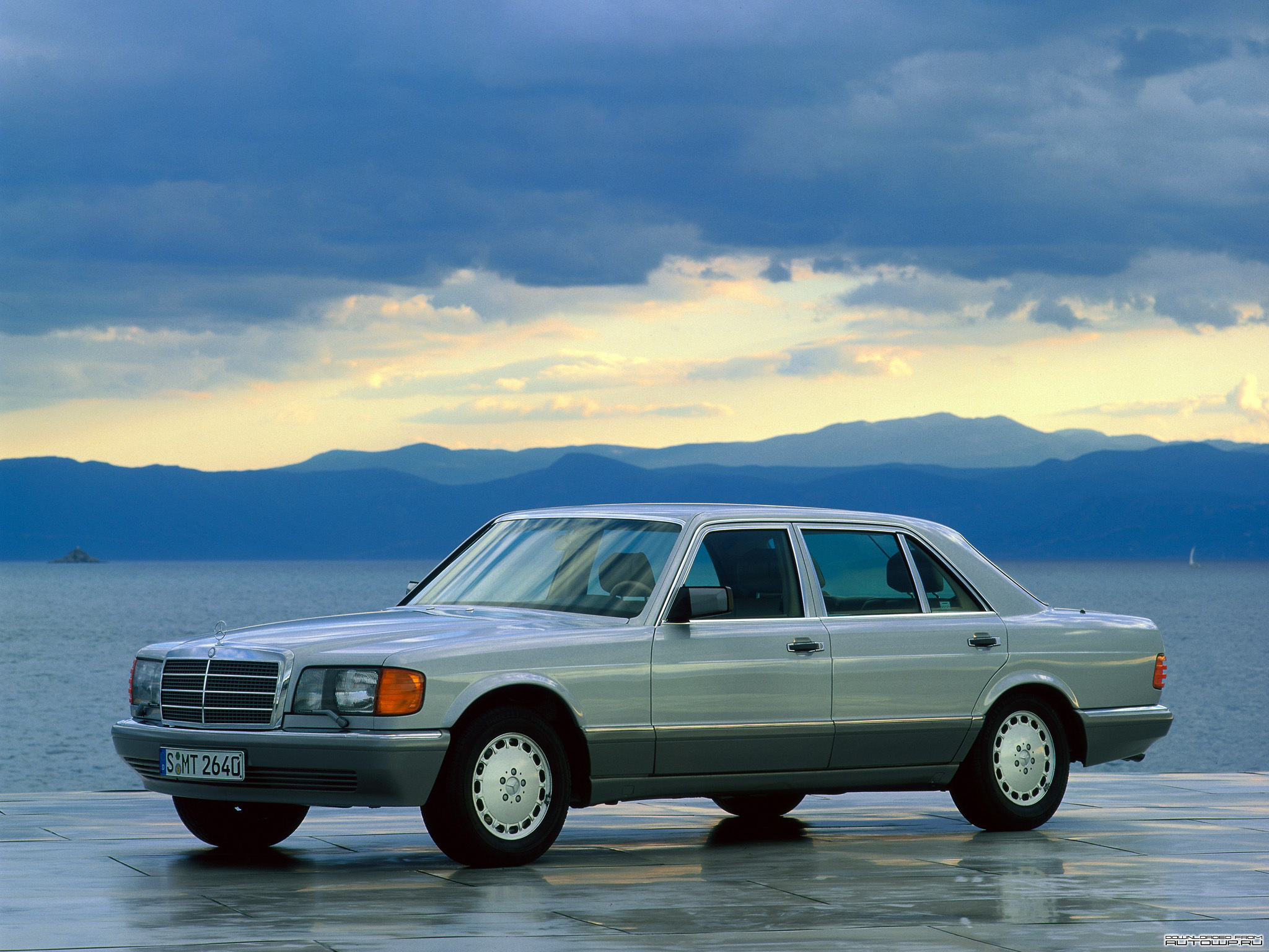 Mercedes Benz S Class W126 Picture 76794 Photo Wiring Diagram For W124 Pic Link Https Mk35 Pic76794