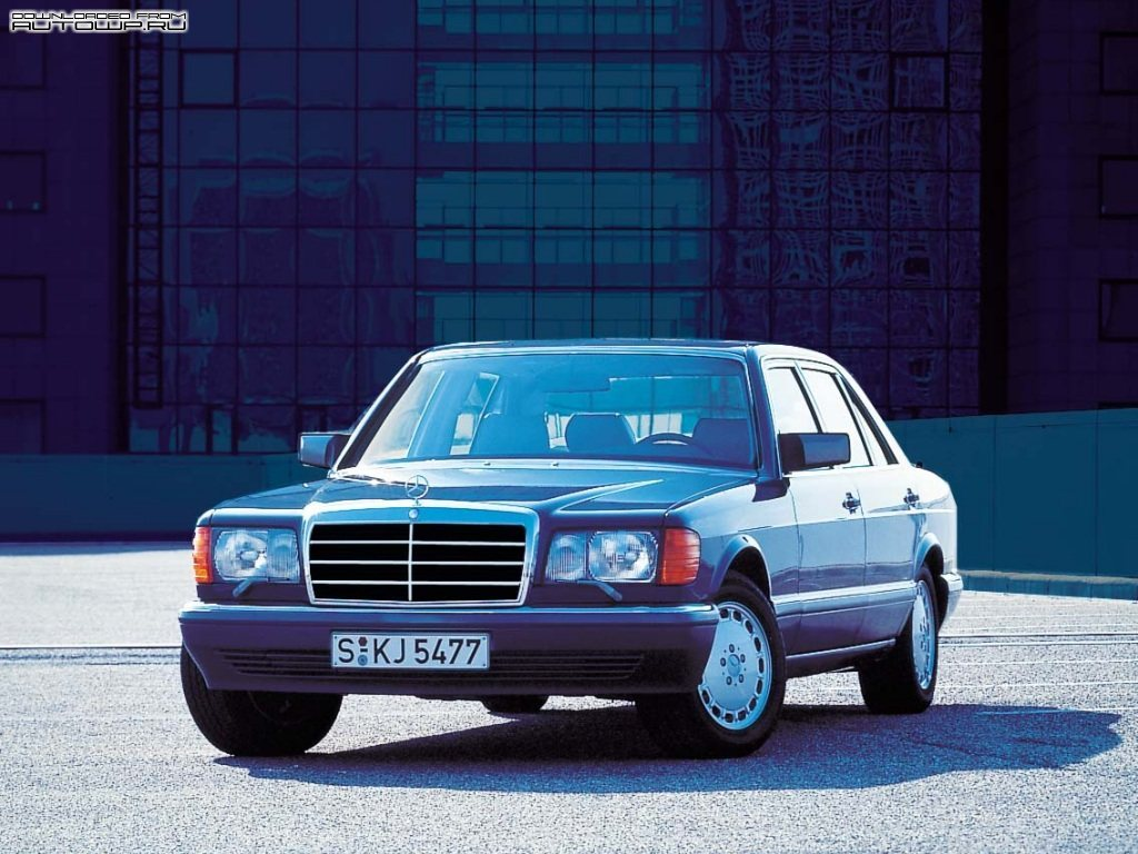 Mercedes-Benz S-Class W126 photo 76796