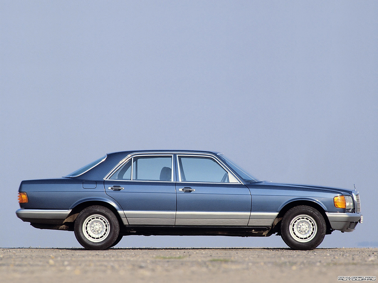 Mercedes-Benz S-Class W126 photo 76809