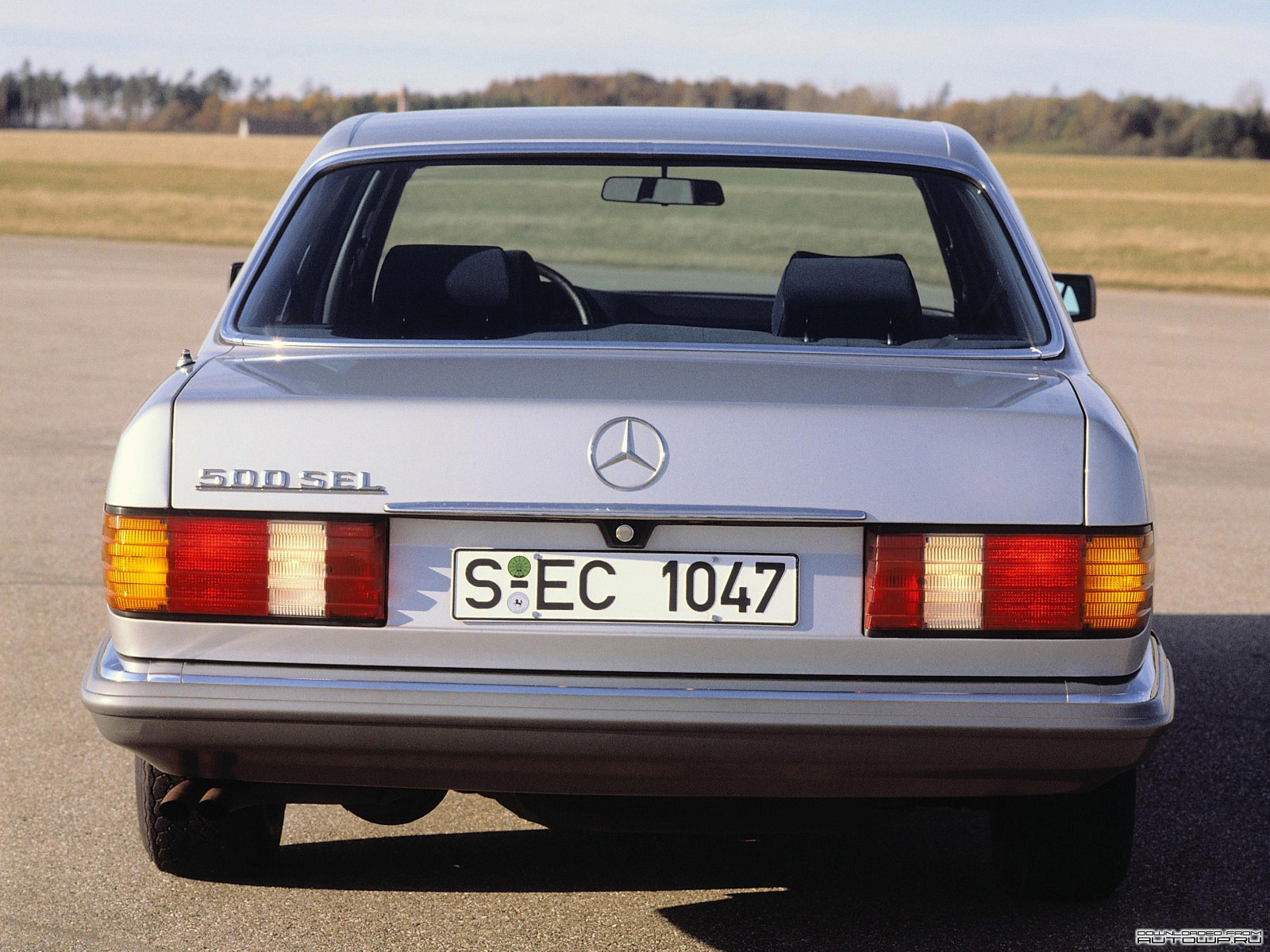 Mercedes-Benz S-Class W126 photo 76830