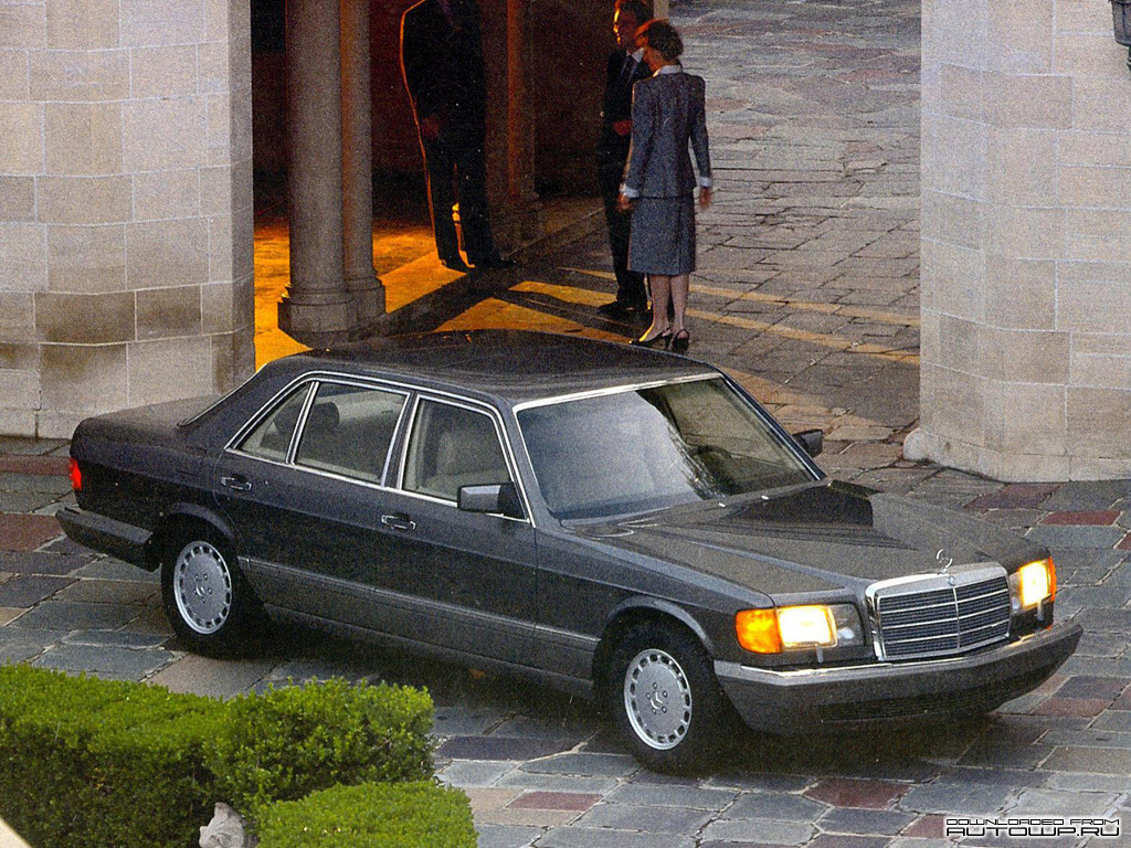 Mercedes-Benz S-Class W126 photo 76832