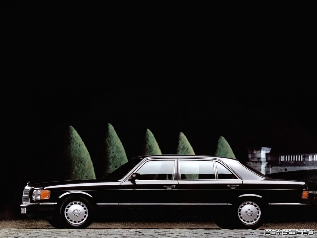 Mercedes-Benz S-Class W126 photo 76833