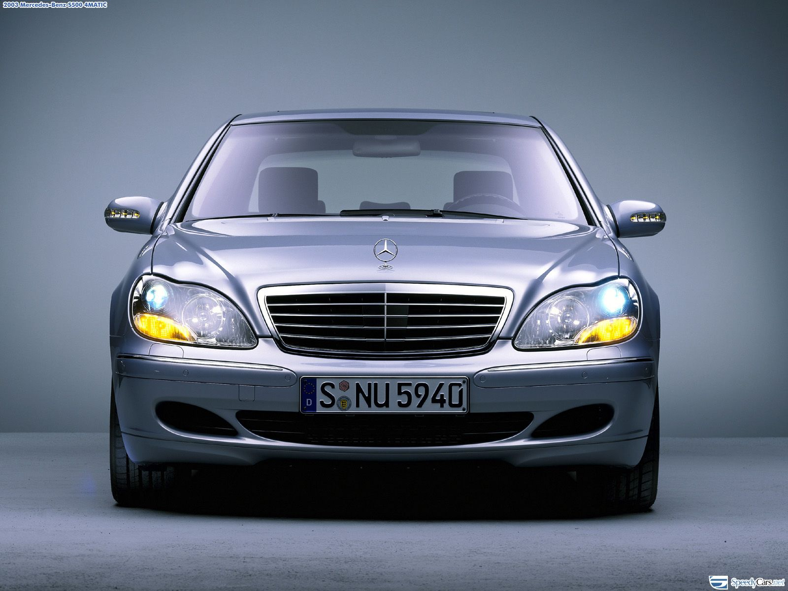 Mercedes-Benz S-Class W220 photo 11201