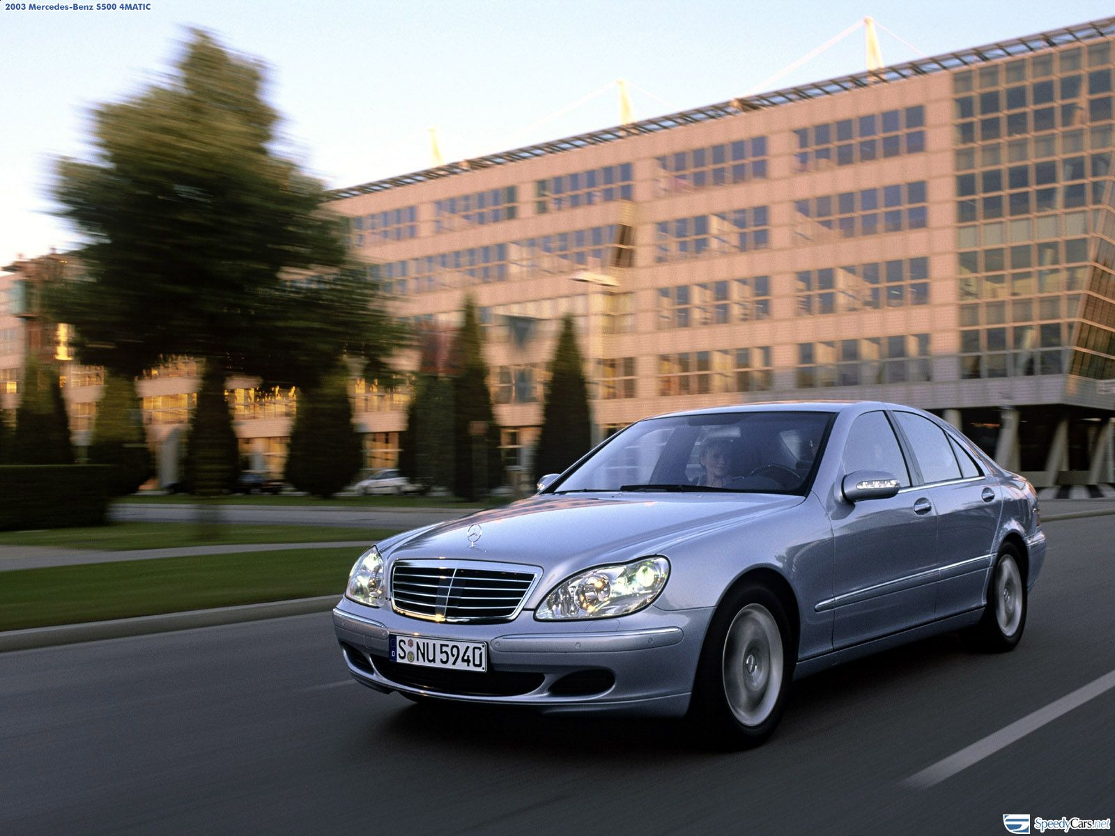 Mercedes-Benz S-Class W220 photo 11209