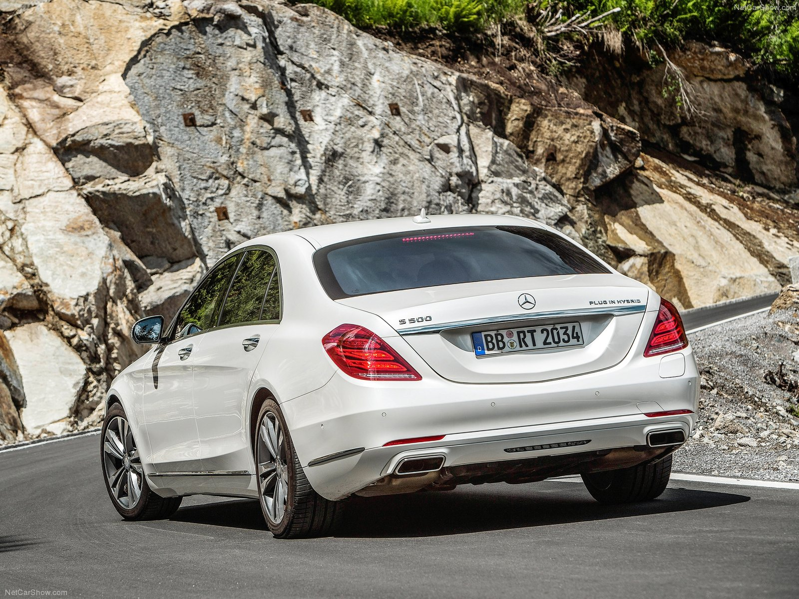 Mercedes-Benz S500 Plug-In Hybrid photo 129099