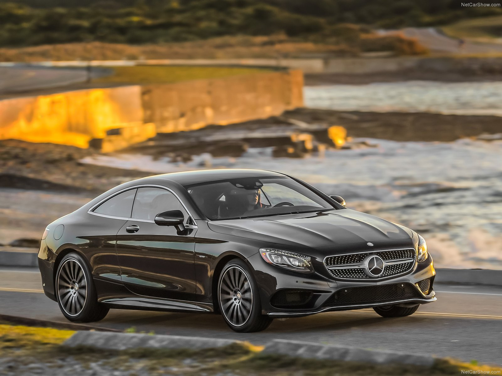 Mercedes-Benz S550 Coupe photo 130855