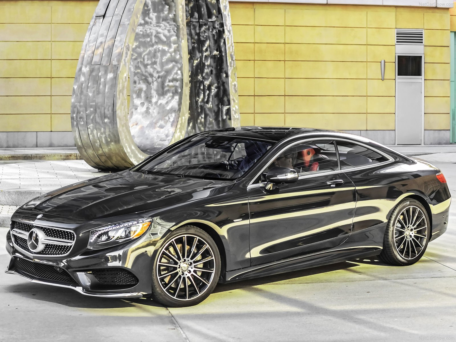 Mercedes-Benz S550 Coupe photo 130856