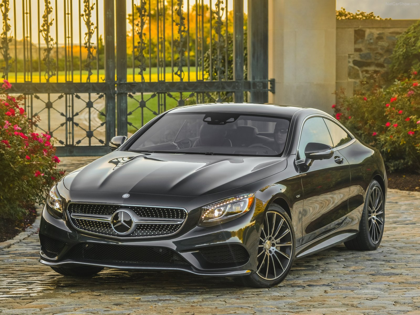 Mercedes-Benz S550 Coupe photo 130857
