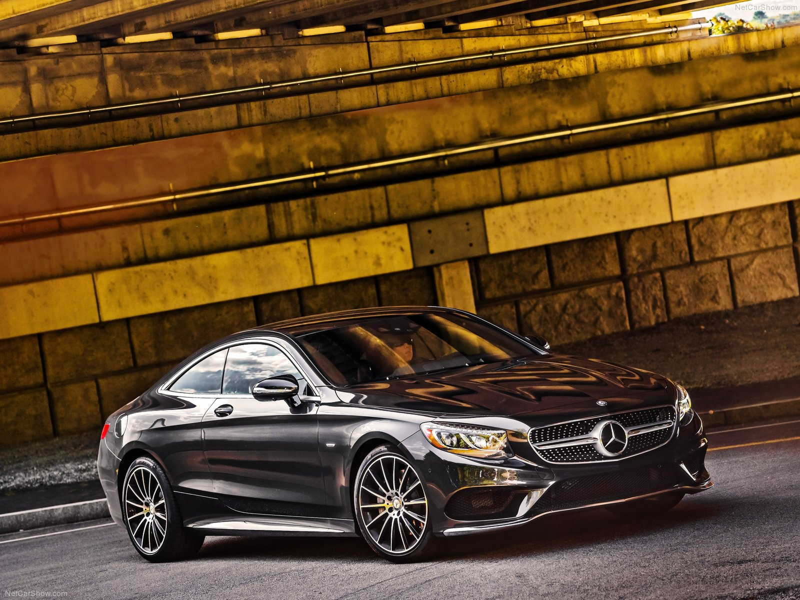 Mercedes-Benz S550 Coupe photo 130865