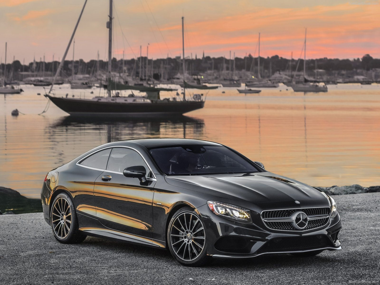 Mercedes-Benz S550 Coupe photo 130866