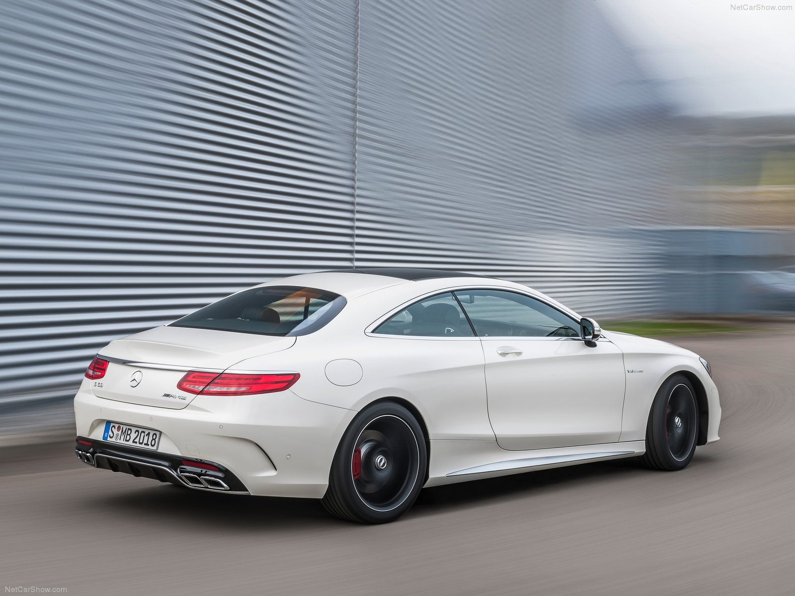 S63 Amg Coupe >> Mercedes Benz S63 Amg Coupe Picture 125600 Mercedes Benz