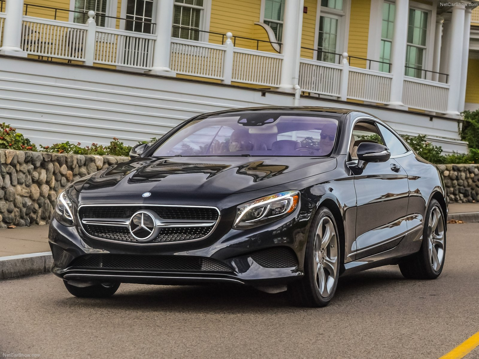 Mercedes-Benz S63 AMG photo 130954