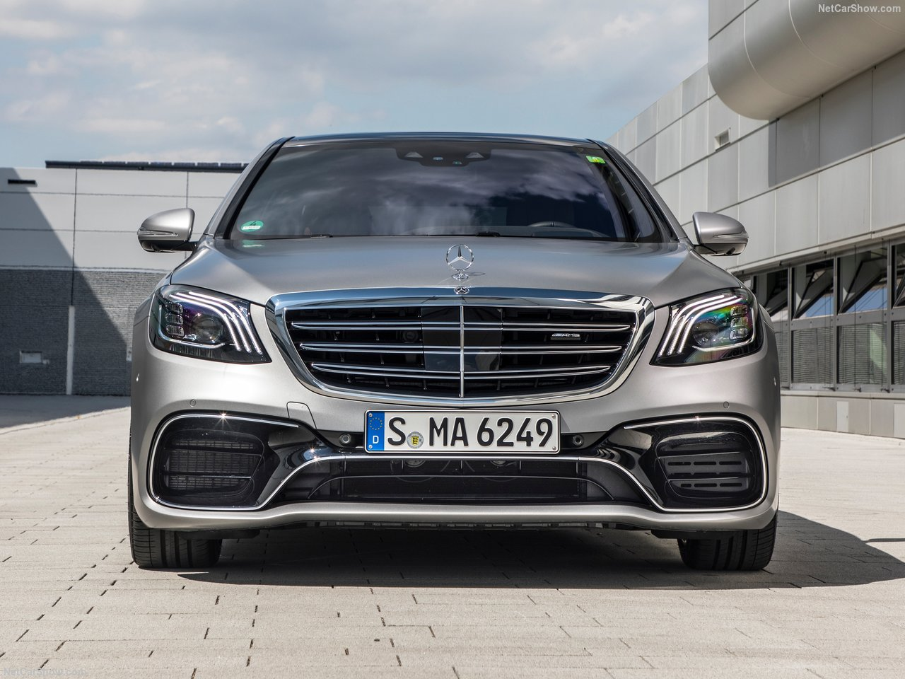 Mercedes-Benz S63 AMG photo 179741