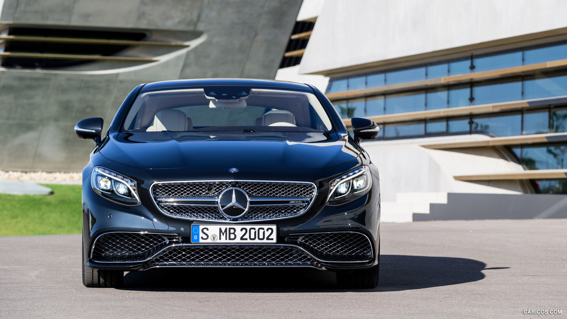 Mercedes-Benz S65 AMG Coupe photo 136307