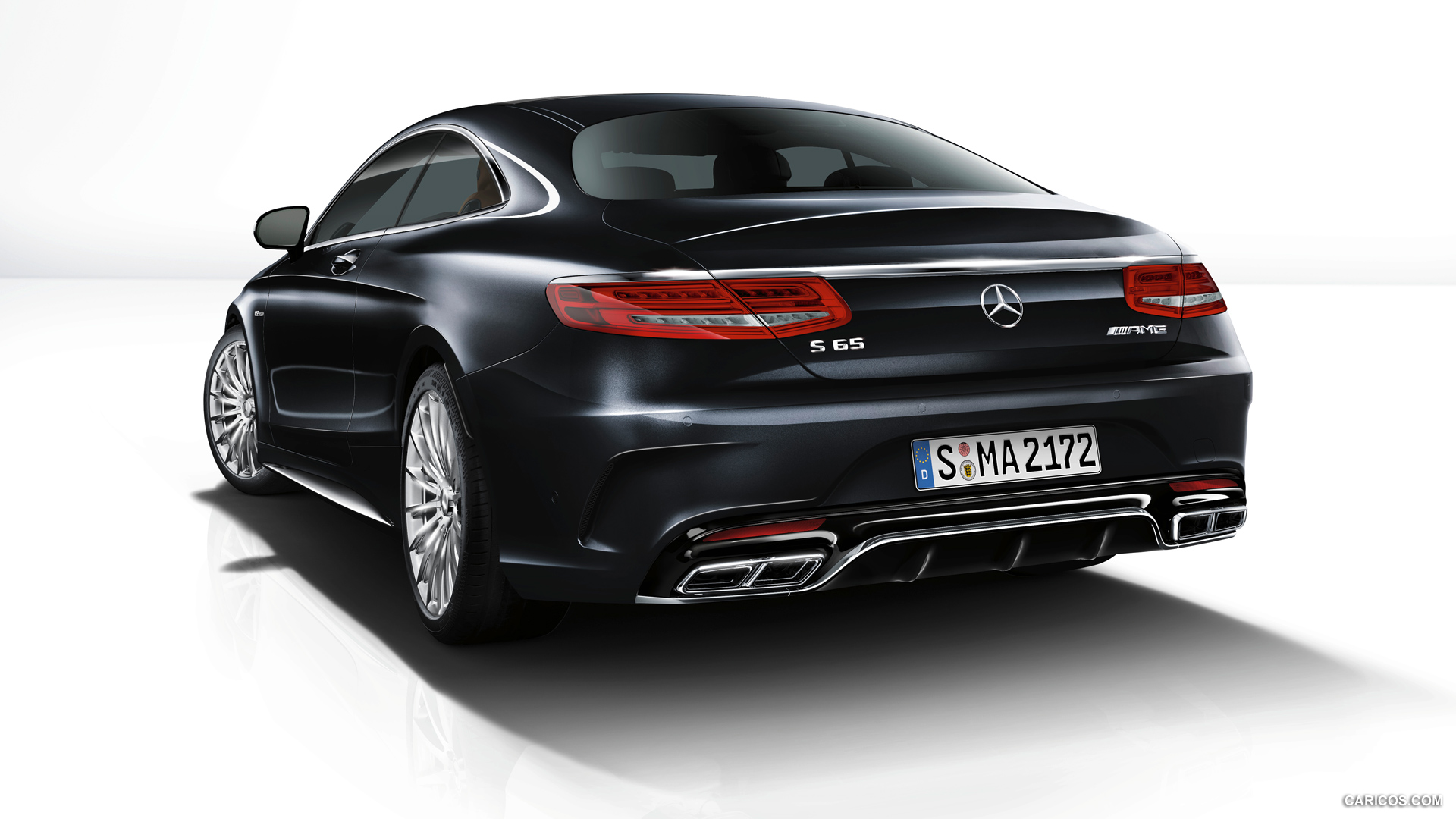 Mercedes-Benz S65 AMG Coupe photo 136335