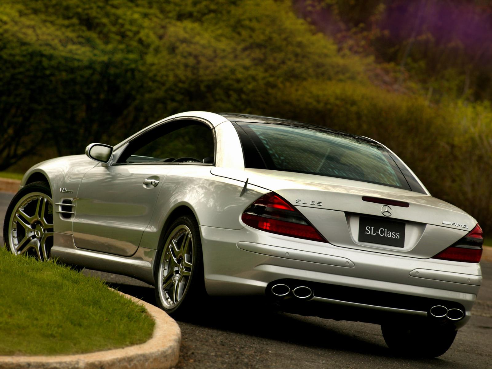 Mercedes-Benz SL AMG photo 14637