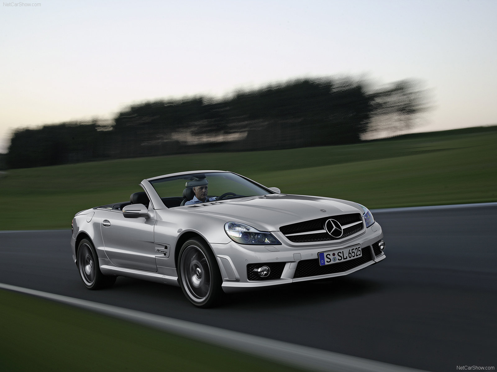Mercedes-Benz SL AMG photo 52156