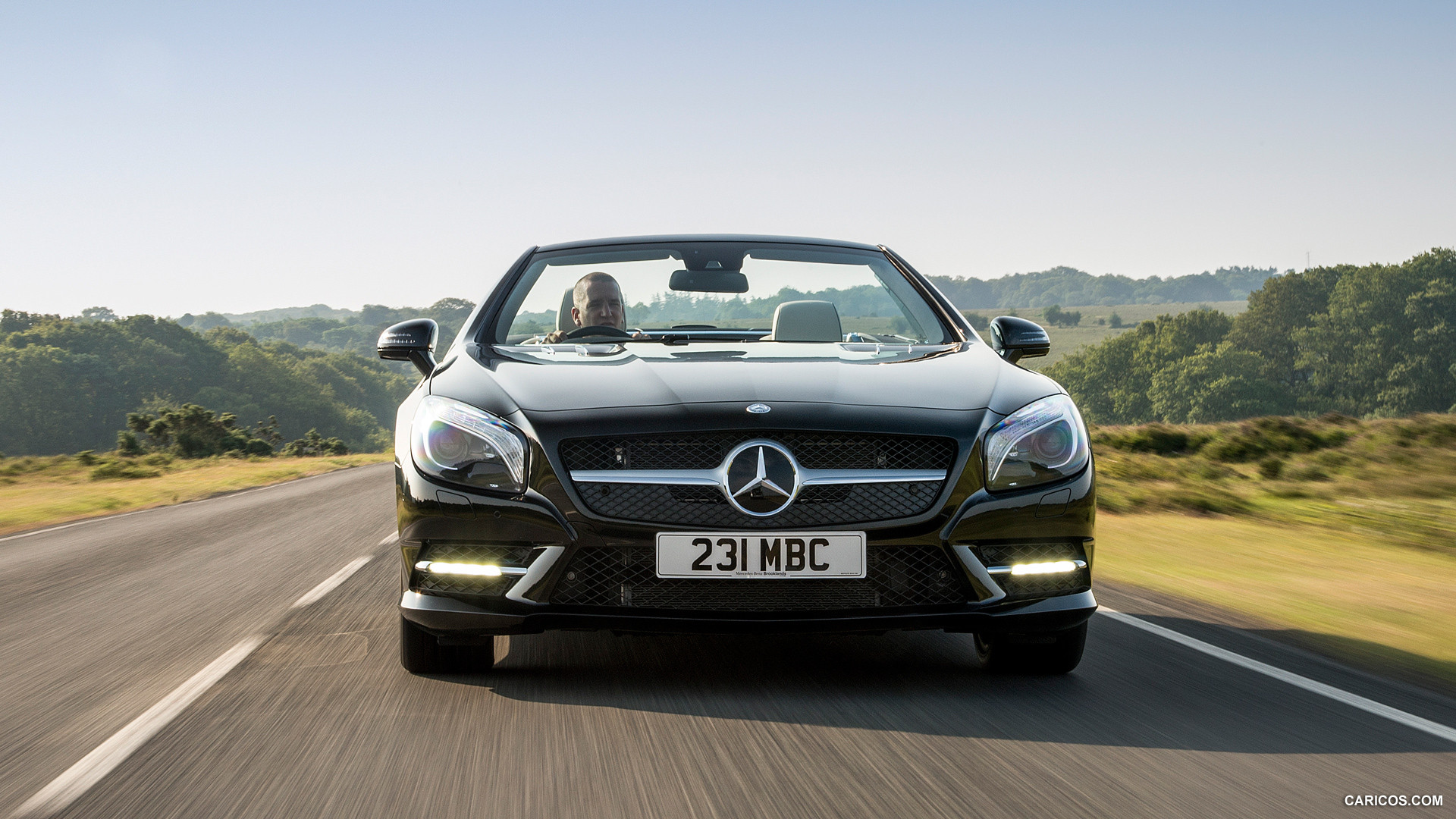 Mercedes-Benz SL-Class SL400 photo 126082