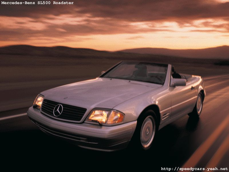 Mercedes-Benz SL-Class W129 photo 4404